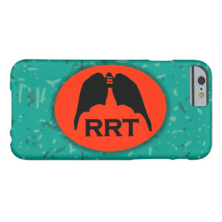 RRT SYMBOL durch Slipperywindow Barely There iPhone 6 Hülle