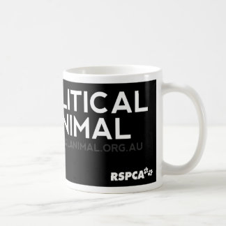 RSPCA politische TierTasse Tassen