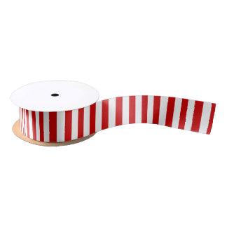 Ruban En Satin Ruban rouge d'enveloppe de cadeau de métiers de