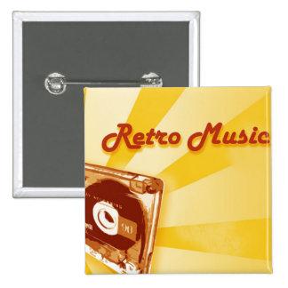 Rück music button