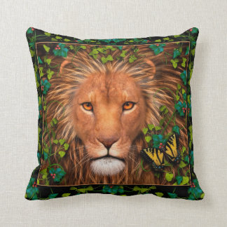 Rückkehr des Königs Designer Pillow Kissen