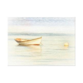 Ruderboot-Boot durch Shawna Mac Leinwanddruck