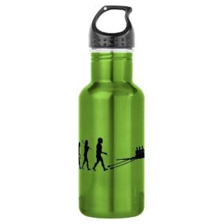 Rudern, Muschel-Sport laufend Trinkflaschen