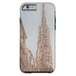 Rudolf Alt die des St Stephen Kathedrale in Wien Tough iPhone 6 Hülle