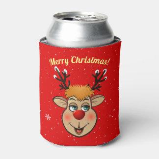Rudolph - das berühmteste Ren von allen Dosenkühler