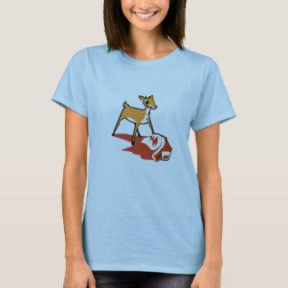 Rudolphs das rachsüchtige Ren T-Shirt