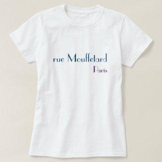 Rue Mouffetard, Paris T-shirt