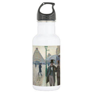 Ruede Paris Temps de Pluie durch Gustave Trinkflaschen