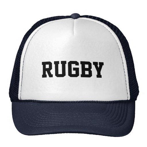 Rugby Baseball Mützen