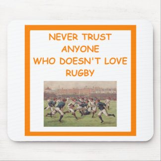 RUGBY MOUSEPADS