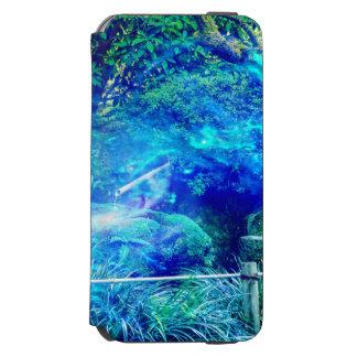Ruhe im Garten Incipio Watson™ iPhone 6 Geldbörsen Hülle