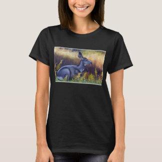 Ruhe-Maultier-Damhirschkuh T-Shirt