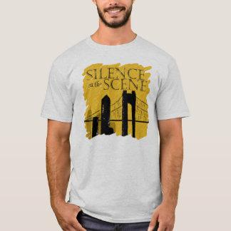 Ruhe-vor Ort Stadtbild T-Shirt