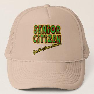 Ruhestands-Geschenke und Ruhestands-T - Shirts Truckerkappe
