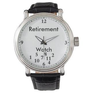 Ruhestandsuhr Uhr
