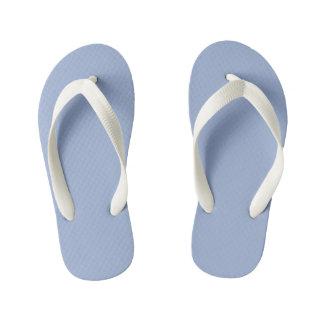 Ruhig coole blaue Farbe Kinderbadesandalen