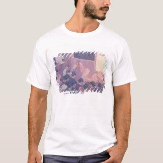 Ruhig mit allen Straßen-Belästigungen, c.1912 (Öl T-Shirt