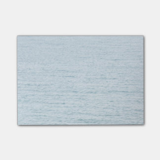 Ruhiges blaues Meer Post-it Haftnotiz