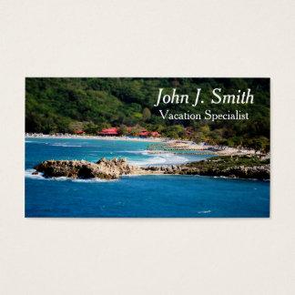 Ruhiges Insel-Paradies Labadee Haiti Visitenkarte