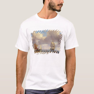 Ruhiges Meer, 1836 T-Shirt