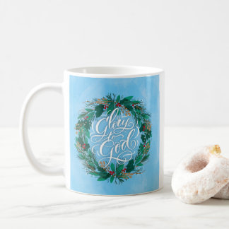 Ruhm WeihnachtsTasse zur Gottwreath-  Kaffeetasse