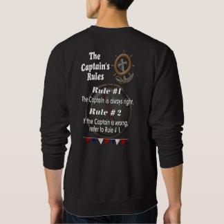 Rules du capitaine - sweatshirt