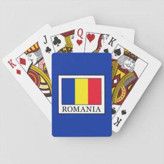 Rumänien Spielkarten