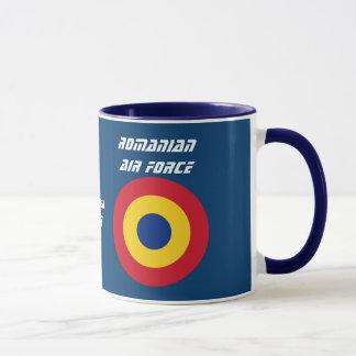 Rumänische Luftwaffen-kundenspezifische Tasse