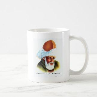 """Rumi """"lassen Liebe"""" zitieren auf Kaffeetasse"""