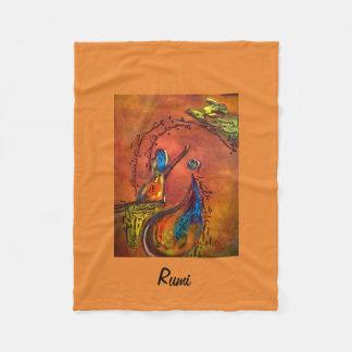 Rumis Wiederentdeckung Fleecedecke