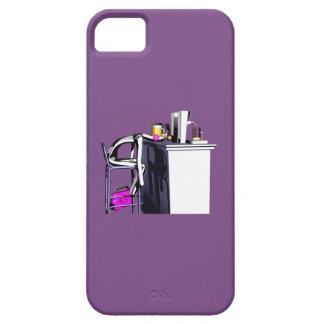 Rumpf Barhiebe Frau 2 violettes iPhone Schutzhülle Fürs iPhone 5