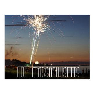 Rumpf-Massachusetts-Postkarte 4 Postkarte