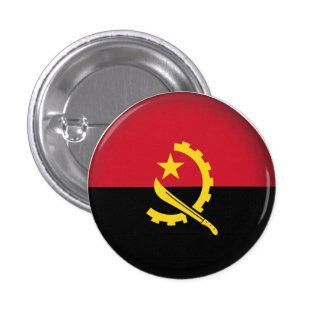 Rundes Angola Runder Button 2,5 Cm