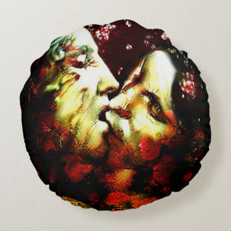 RUNDES KISSEN
