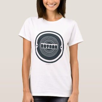 Rundes Logo Batmans T-Shirt