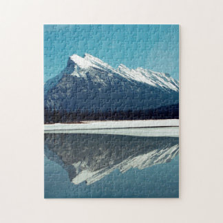 Rundle Berg, Banff Foto Puzzles