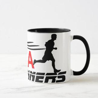 runners zerteilt huma tasse
