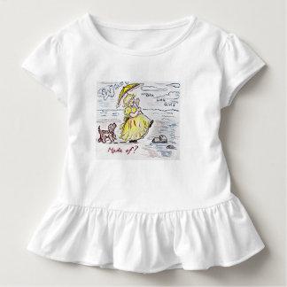 Rüsche t Lil Fräuleins Sunshine Kleinkind T-shirt
