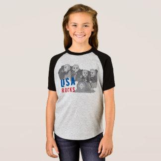 Rushmore Rockband T-Shirt