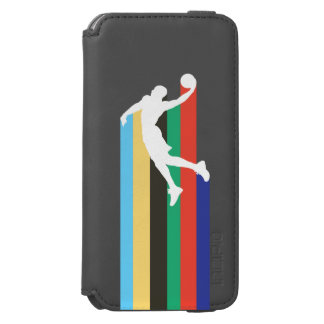 Russel Westbrook NBA Geldbörse iphone Fall Incipio Watson™ iPhone 6 Geldbörsen Hülle