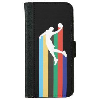 Russel Westbrook NBA Logo Geldbörsenkasten Geldbeutel Hülle Für Das iPhone 6/6s