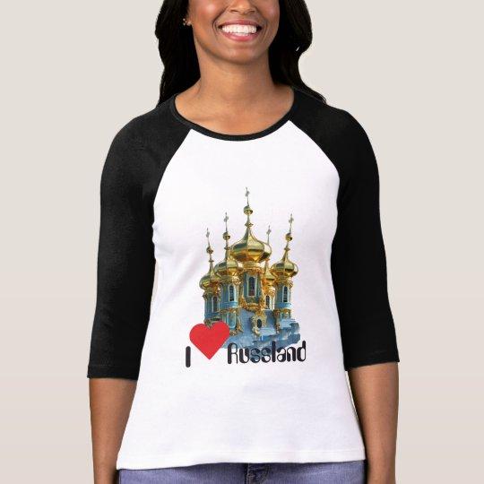 Russia Russland St. Petersburg T-Shirt