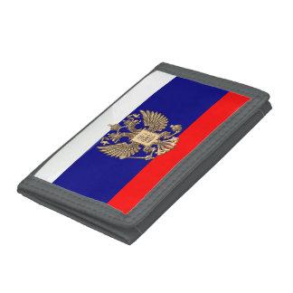 Russische glatte Flagge