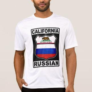 Russischer Amerikaner Kaliforniens T-Shirt