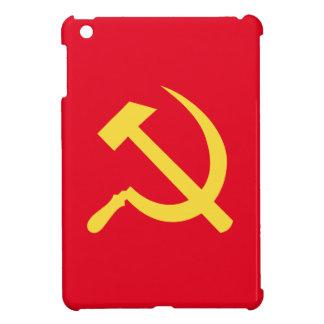 Russischer Hammer und Sichel-Fall ausgebufftes iPad Mini Hülle