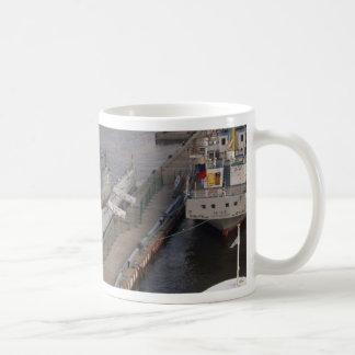 Russisches Unterseeboot C189 Kaffeetasse