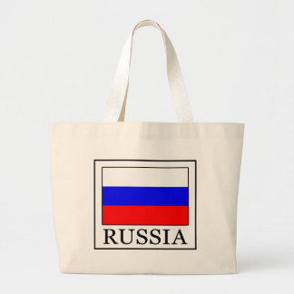 Russland Jumbo Stoffbeutel