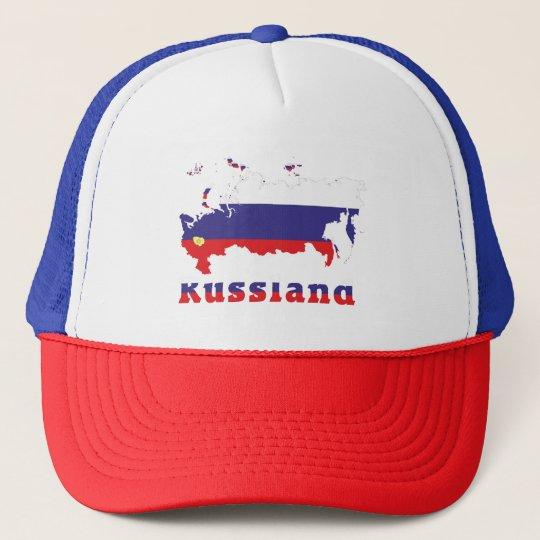 Russland - Russia Cap Truckerkappe