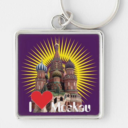 Russland - Russia Moskau  Schlüsselanhänger