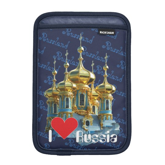 Russland - Russia St. Petersburg IPad Tasche iPad Mini Sleeve